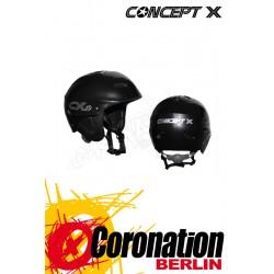 Concept-X Helmet Carbon - Water