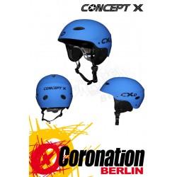 Concept-X Helmet Blau - Water