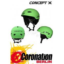 Concept-X Helmet Grün - Water