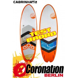 Cabrinha Secret Weapon 2016 Testboard 5'10