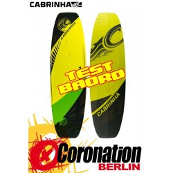 Cabrinha Tronic 2016 Test-Kiteboard 145cm + pads and straps