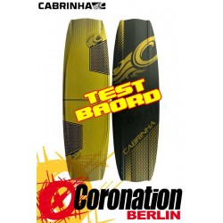 Cabrinha Custom 2016 Test-Kiteboard 136cm