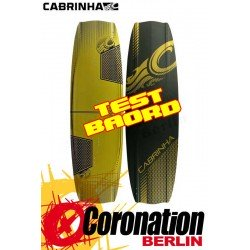 Cabrinha Custom 2016 Test-Kiteboard 139cm