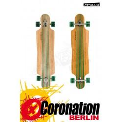 Apollo Kauai TwinTip DT vert complète Longboard