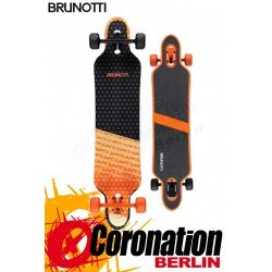 Brunotti Bob Longboard ORANGE