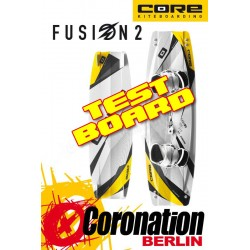 Core Fusion 2 TEST-Kiteboard - 139cm