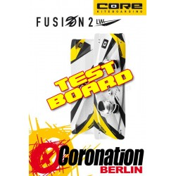 Core Fusion 2 light wind TEST-Kiteboard - 152cm