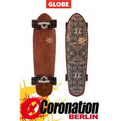 Globe Big Blazer Mini Longboard Cruiser Dead Flowers