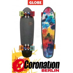 Globe Big Blazer Mini Longboard Cruiser Black Color Bomb