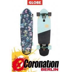 Globe Big Blazer 32 Longboard Black/Sky/Shrooms complete