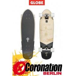 Globe Big Blazer 32 Longboard woll complete