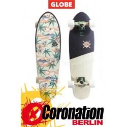 Globe Big Blazer 32 Longboard Off White/Pakalolo complete