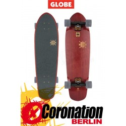 Globe Big Blazer 32 Longboard Cherry Bamboo complete