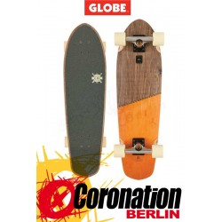 Globe Big Blazer 32 Longboard Brown/Orange complete