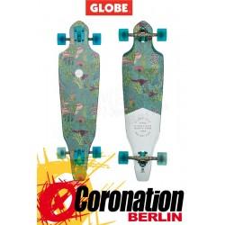 Globe The Cutler Longboard Tidepool