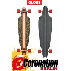 Globe Prowler Design Vintage/Black/Thistle komplett longboard
