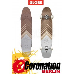Globe The Great Dane Walnut/Ash/White Longboard complète