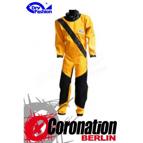 Dry Fashion Trockenanzug Profi-Sailing Regatta - Gelb
