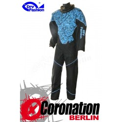 Dry Fashion Trockenanzug Profi-Sailing Regatta - Print/bleu/Schw