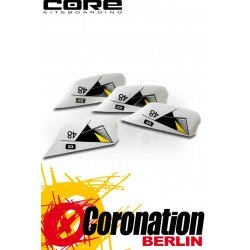 Core spare part Kiteboard fin G10 Pro Bold 42mm