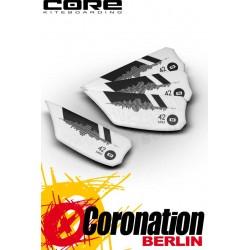 Core spare part Kiteboard fin Cutback G10 42mm (4stk)