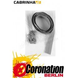 Cabrinha 2016 Ersatzteil Reisverschluss + Sliders (2m)