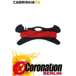 Cabrinha 2016 Ersatzteil Bridle Line (red)