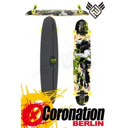 Flying Wheels Dancing Dead 48 Bamboo Dancer Longboard