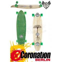 Flying wheels Earthtree 37 Bamboo Longboard complete
