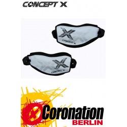 Concept-X Vision Pro Kite-Footstraps Fußschlaufen M