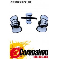Concept-X Pro DLX / X-series Footpad SET
