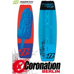 North Gambler 2015 Kiteboard