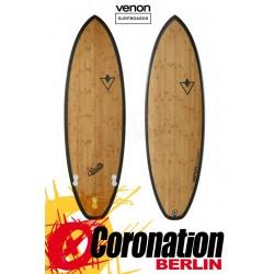 Venon CANDY Bamboo Surfboard / Wave-Liteboard