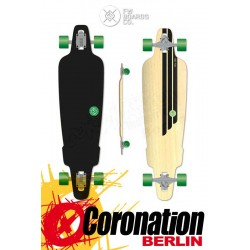 Flying roues Rig 38.5 Longboard complète Natural