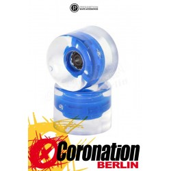 Prohibition Lumina Wheels 2er Pack Leuchtrollen Blue 82A