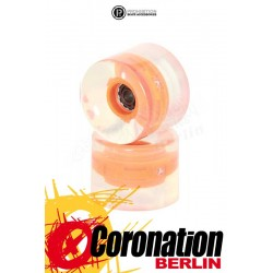 Prohibition Lumina Wheels 2er Pack Leuchtrollen Orange 82A
