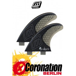 Madness Lateral LHC FX2 ailerons  2er-Set Carbon Smoke