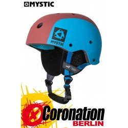 Mystic MK8 Helm Bordeaux - Water Kite & Wakeboard Helmet