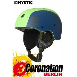 Mystic MK8 Helm Lime - Water Kite & Wake Helmet