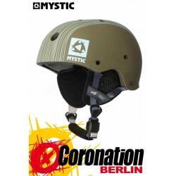 Mystic MK8 Helm Mint - Helmet with earpads Water