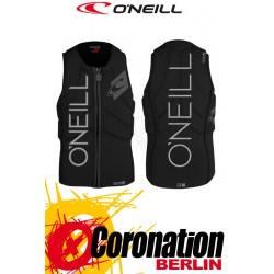 O'Neill Prallschutzweste Slasher Wake/Kite Vest Black