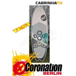 Cabrinha Secret Weapon 2015 TEST Surfboard 5ft2