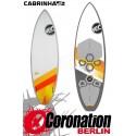 Cabrinha Proto 2015 Kite-Surfboard Wave-Kiteboard