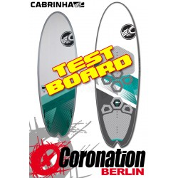 Cabrinha Secret Weapon 2015 TEST Surfboard 5ft10