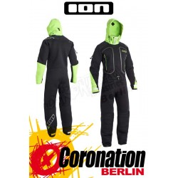 ION Fuse Drysuit 4/3 DL 2014 Trockenanzug Black