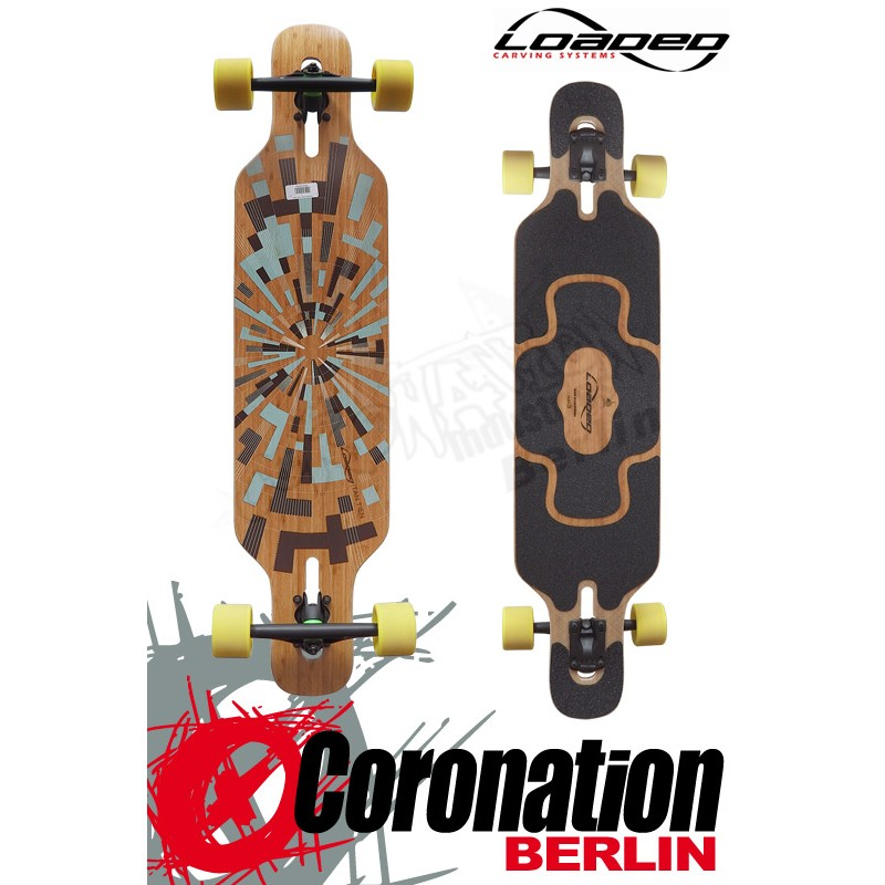 Loaded Tan Tien 99cm Longboard Komplett