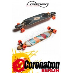 Loaded Dervish Sama Bamboo Longboard Komplett