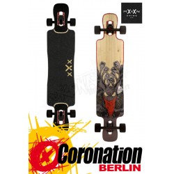 Moonshine County Line Firm Longboard complète