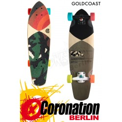 GoldCoast Pier Camo Cruiser komplett Longboard