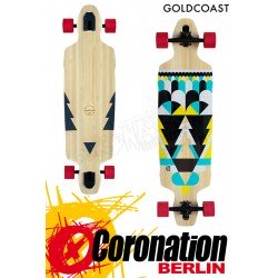 GoldCoast Process complete Longboard